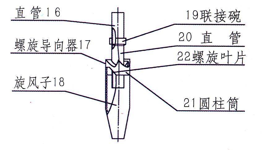 3 原金属多管除尘器,欲改为陶瓷多管除尘器,可在原基础及箱体框架不